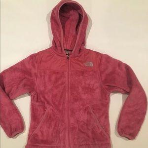 Northface oso hot pink XS
